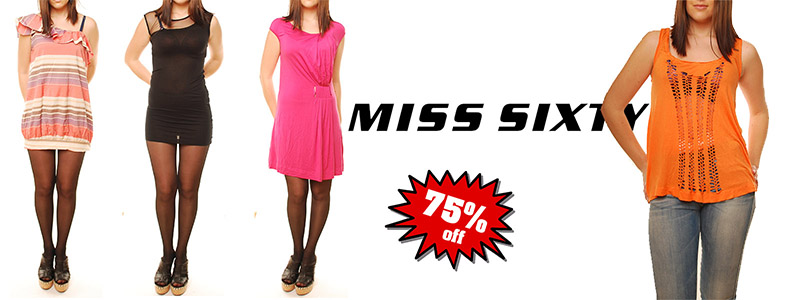 Miss Sixty stocklot offer