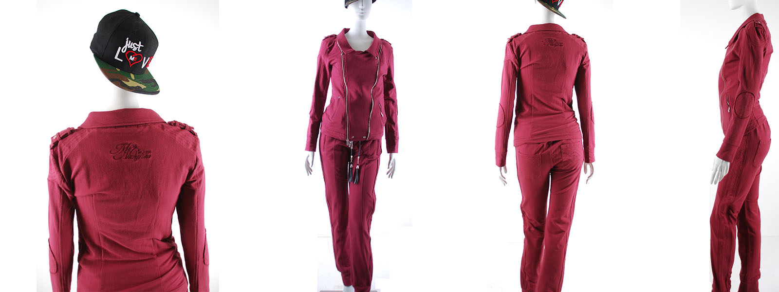 Nickelson tracksuit stocklot
