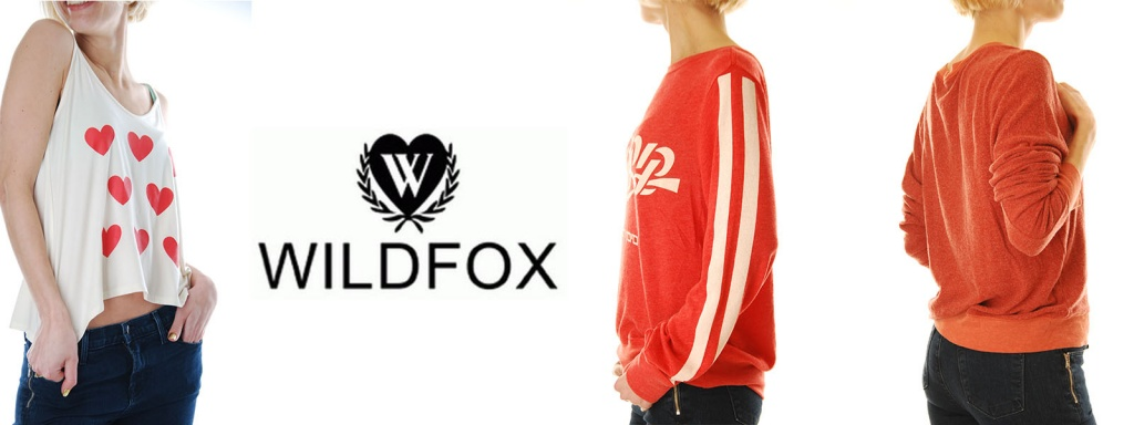 Wildfox clothing stock on offer